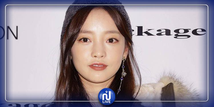 La chanteuse coréenne, Goo Hara, retrouvée morte