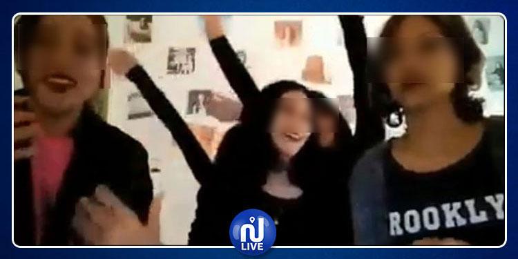 تلميذات ينشرن فيديو يسيء للمقدسات الإسلامية: وكيل الجمهورية ببن عروس يتحرك