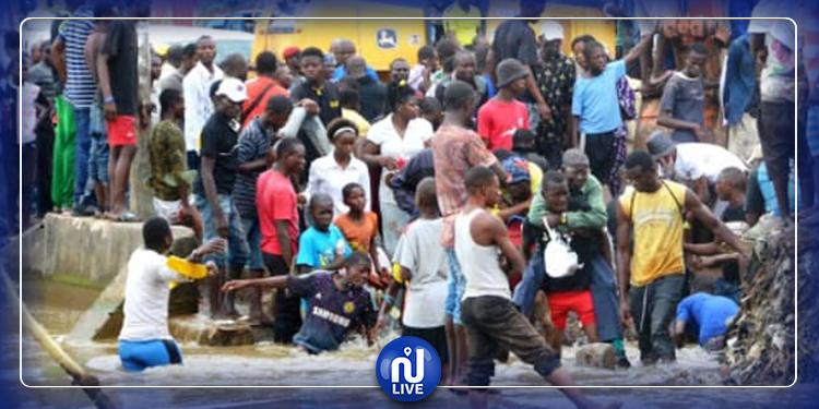 RDC : les inondations font au moins 41 morts