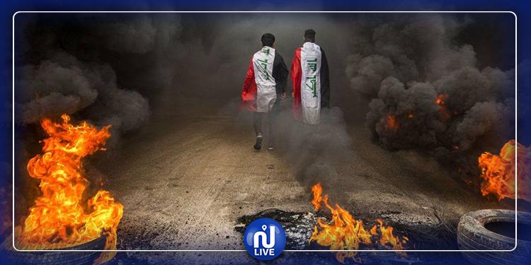 Des manifestants irakiens incendient le consulat d'Iran