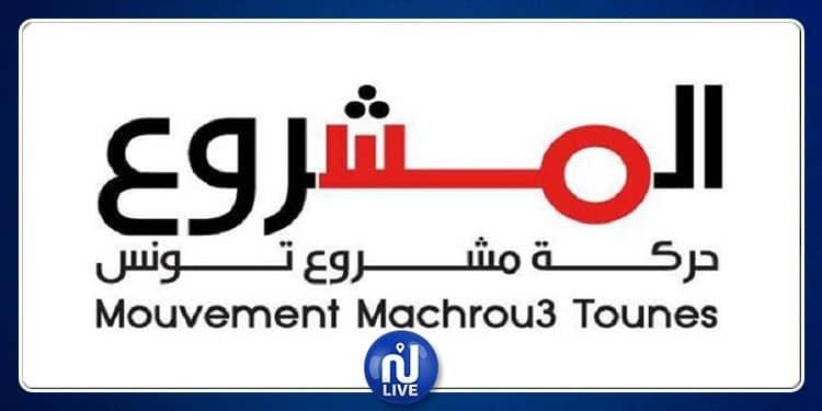 حركة مشروع تونس تدعو للعمل المشترك لصياغة خط وطني شعبي تقدمي جديد