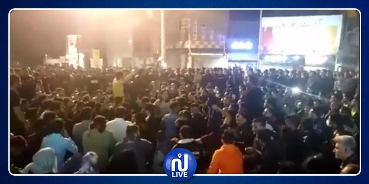 إيران: احتجاجات إثر رفع أسعار البنزين
