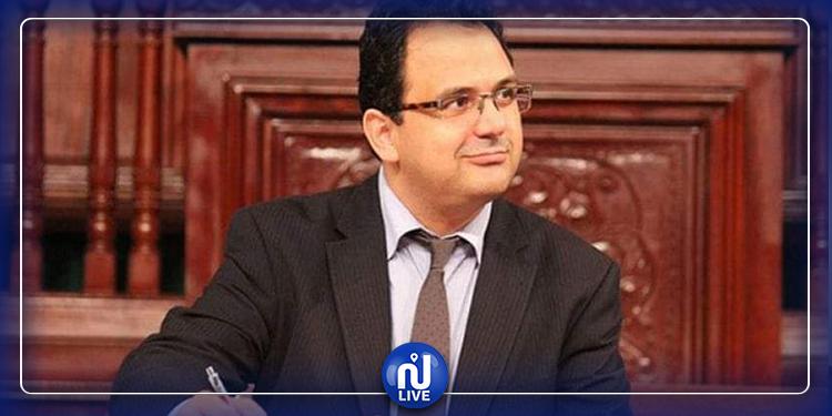 Zied Laadhari démissionne de toutes ses fonctions au sein d'Ennahdha