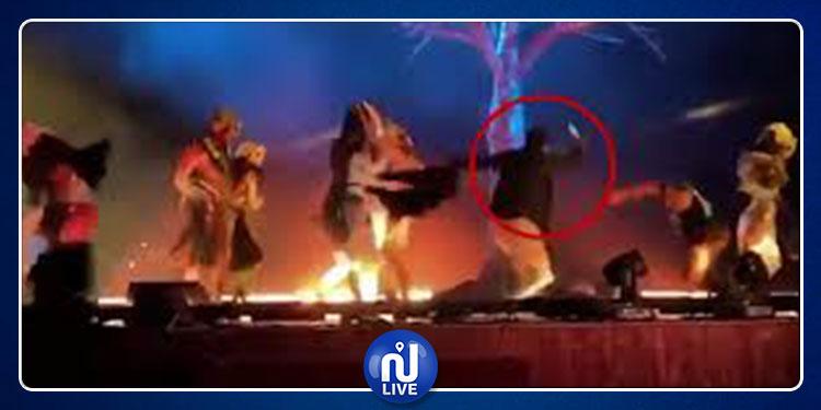السعودية: طعن أعضاء فرقة مسرحية في أول عرض للجمهور