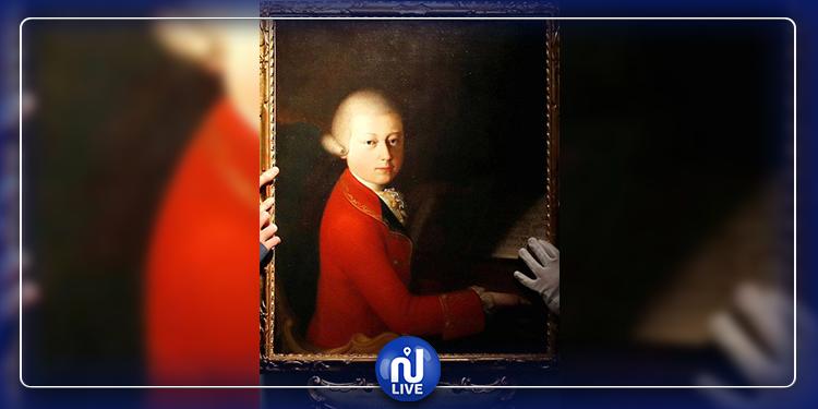 Le portrait d'enfance de Mozart vendu 4 M € aux enchères