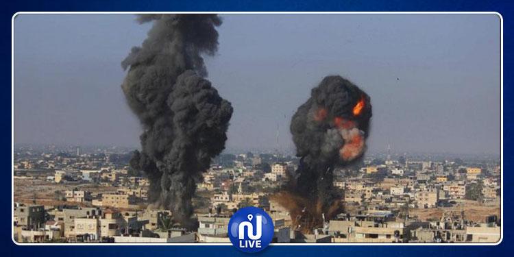 23 شهيدا و71 جريحا في غارات الاحتلال الصهيوني على غزة