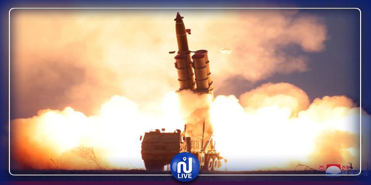 كوريا الشمالية تعلن نجاح تجربة صاروخية مدمرة
