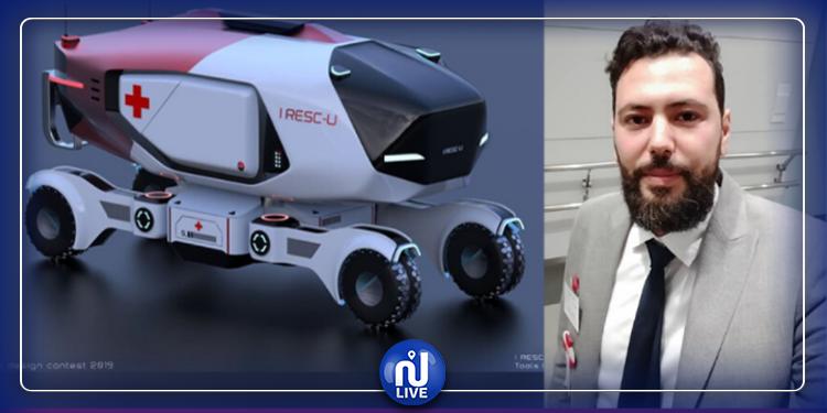 شاب تونسي يفوز بالمسابقة العالمية لتصميم السيارات الالكترونية باليابان (صور)