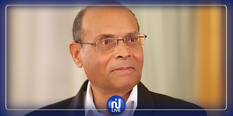 Moncef Marzouki se retire de la scène politique