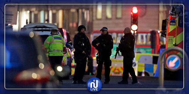 عملية إرهابية في لندن