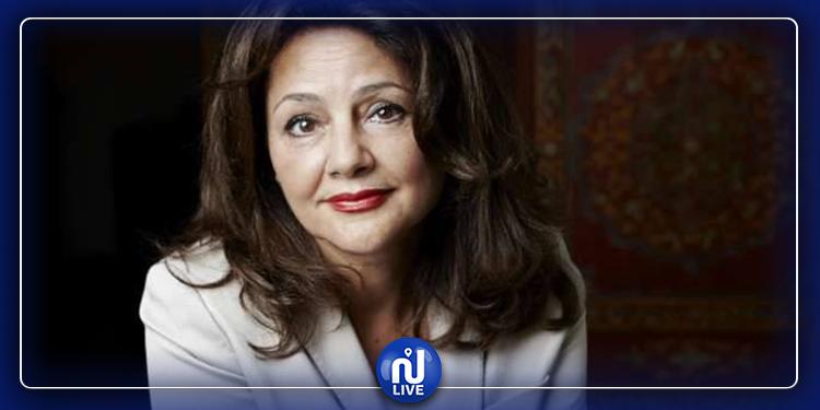 La romancière Faouzia Zouari, nommée Chevalier de l'ordre des arts et des lettres