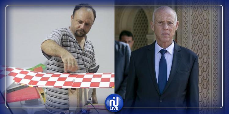 أرملة الشهيد محمد الزواري توجه رسالة لرئيس الجمهورية