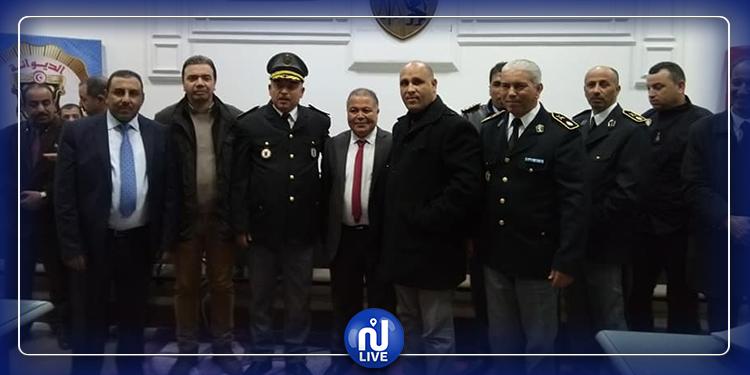 موكب رسمي ببنزرت إحتفاء بالذكرى الـ63 للعيد الوطني للديوانة التونسية