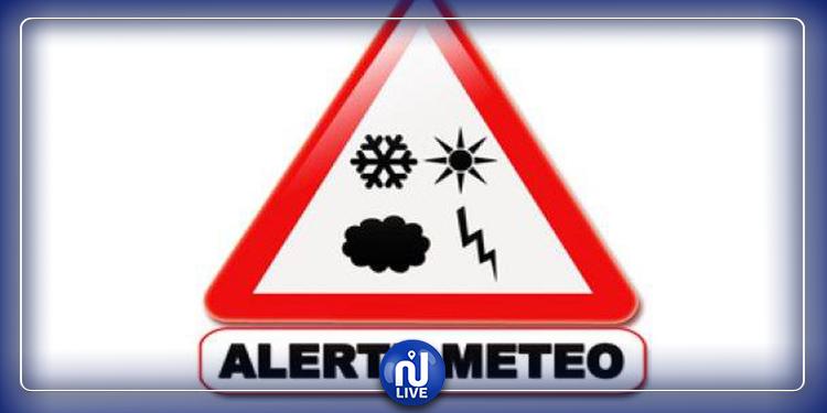 Alerte météo: Les vents violents persisteront jusqu'à lundi