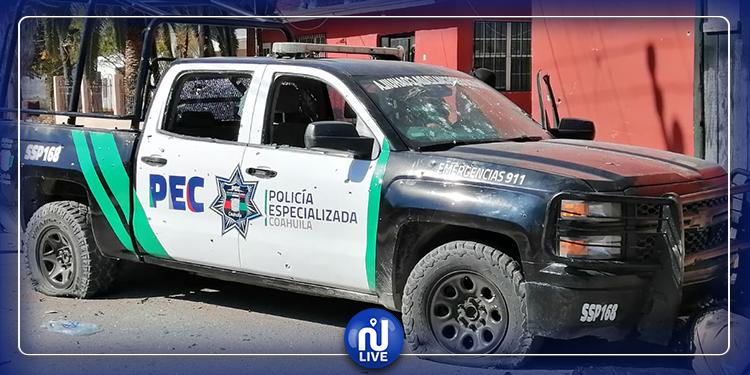 14 قتيلا في اشتباكات بين تجار مخدرات والشرطة المكسيكية