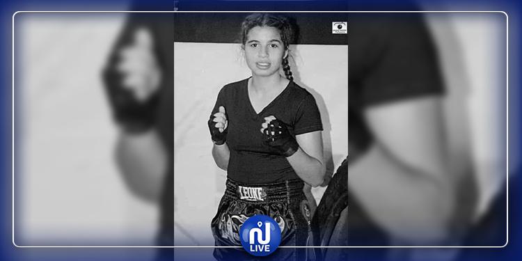 هبة عبد اللاوي...بطلة في الملاكمة إحدى ضحايا فاجعة عمدون