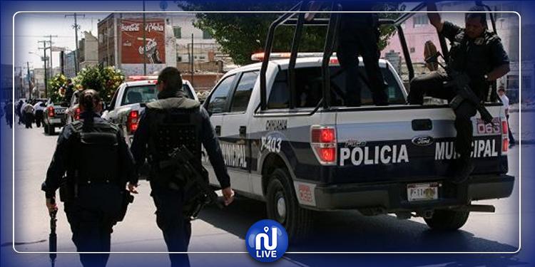 الشرطة المكسيكية تعنّف شابا تونسيا وتفتك أمواله وتعتقله مع المجرمين