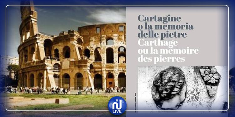 ''Carthage ou la mémoire des Pierres'' en expo en Italie