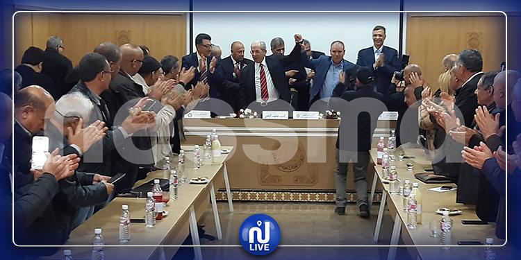 اتحاد الشغل يكرّم محمد الناصر