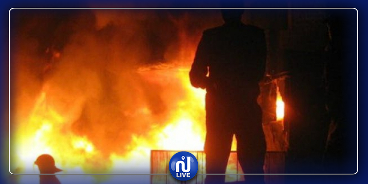 ماطر: وفاة ثمانيني حرقا داخل منزله