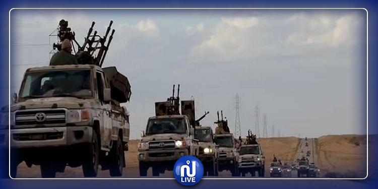 حفتر يعلن بدء المعركة الحاسمة للسيطرة على طرابلس