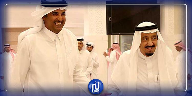 أمير قطر في الرياض؟!