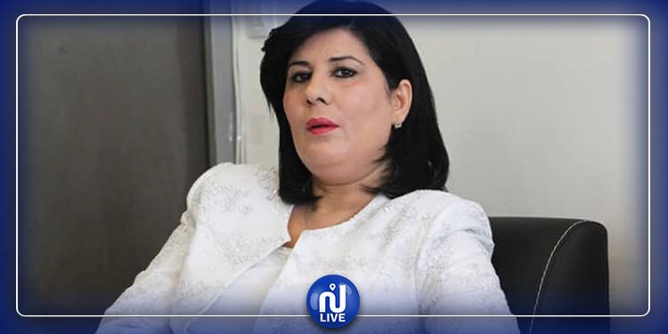 عبير موسي ترفض تنصيبها من قبل راشد الغنوشي