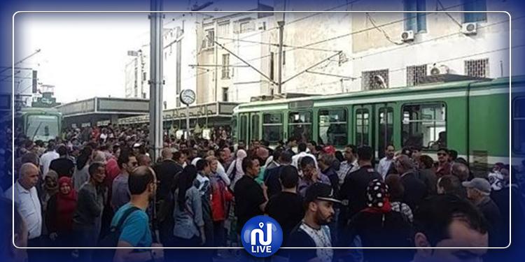 محطة الباساج: حالة من الاحتقان والأمن يتدخل