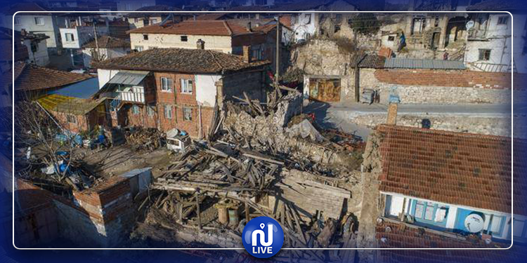 Un fort séisme secoue la Turquie