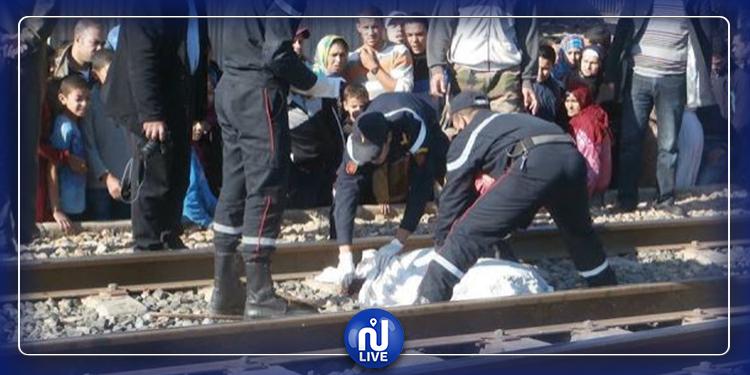 وفاة تلميذ دهسا تحت عجلات القطار بحمام الأنف
