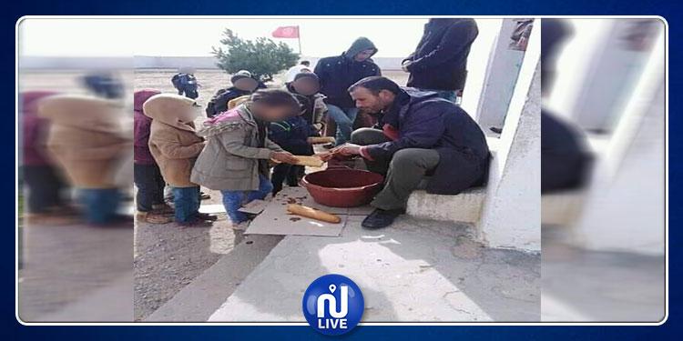 ملف الأكلة المدرسية بمدرسة هنشير البقر: توقيع العقوبات في حق المخالفين