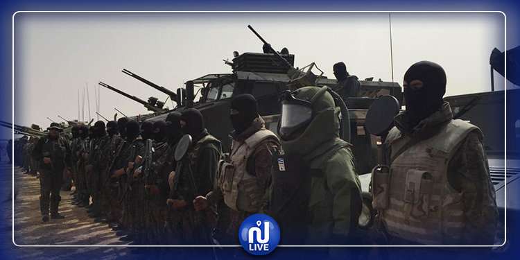 الأوضاع الأمنية على الحدود التونسية الليبية