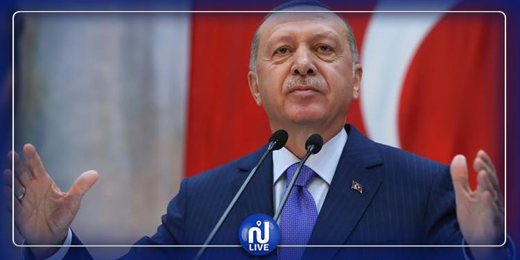أردوغان يحذر من فوضى في المتوسط!