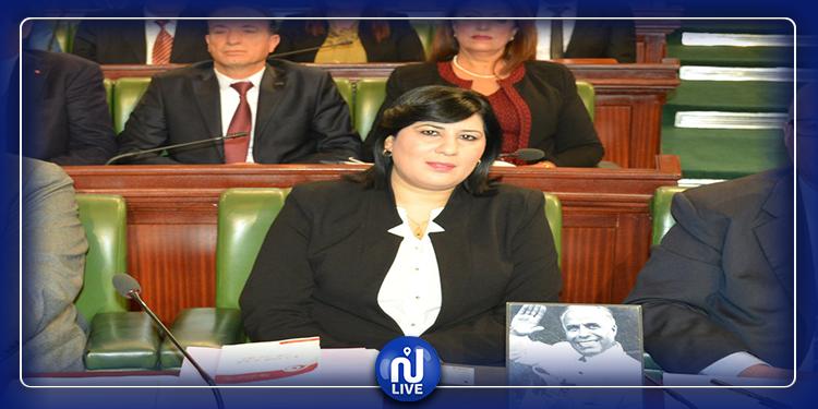عبير موسي تطالب النيابة العمومية بفتح تحقيق عاجل في البرلمان