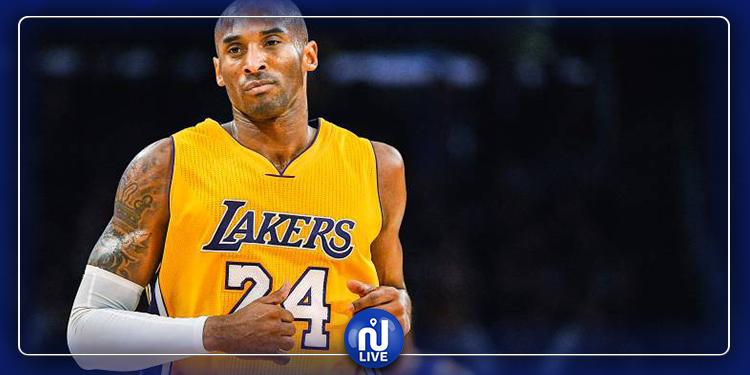 Décès de la légende de la NBA, Kobe Bryant