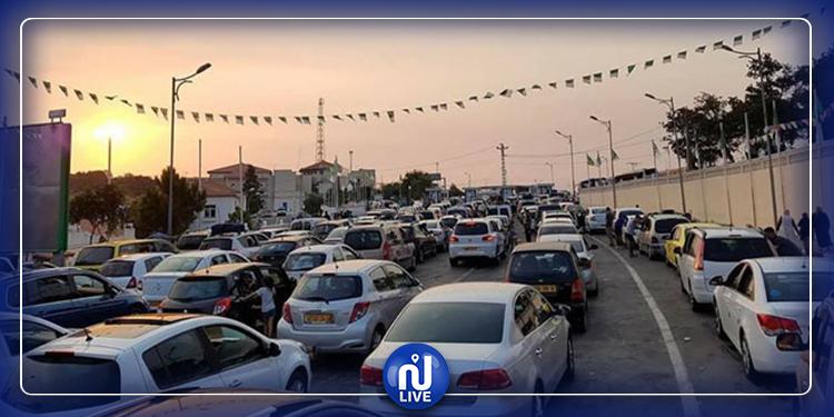 رقم قياسي: قرابة 3 ملايين جزائري زاروا تونس في 2019