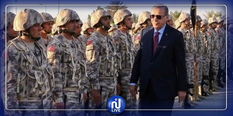 Des troupes turques en Libye