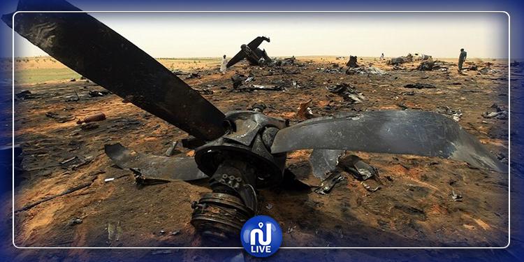 السودان: مقتل 18 شخصا بتحطم طائرة في دارفور