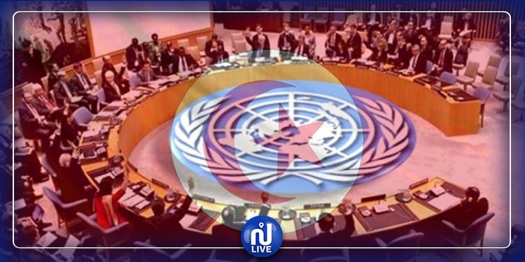 جلسة طارئة لمجلس الأمن بطلب من تونس