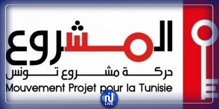 حركة مشروع تونس تعتذر للفخفاخ وتدعو إلى عدم الإقصاء والتمييز
