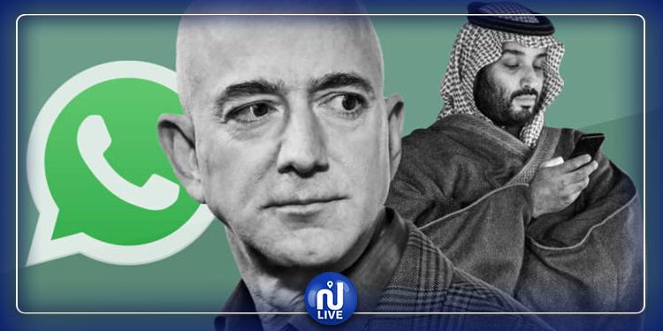 الغارديان: بن سلمان قرصن هاتف رئيس ''أمازون''...والسعودية ترد!