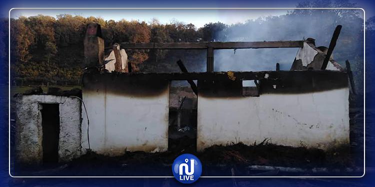 عين دراهم: انفجار قارورة غاز يحول منزل عائلة تتكون من 9 أفراد إلى خراب