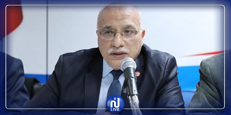 الهاروني: شورى النهضة قرر دعم حكومة الحبيب الجملي