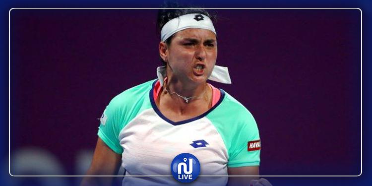 Tournoi de Doha : Ons Jabeur sort la numéro 3 mondiale, la Tchèque Pliskova