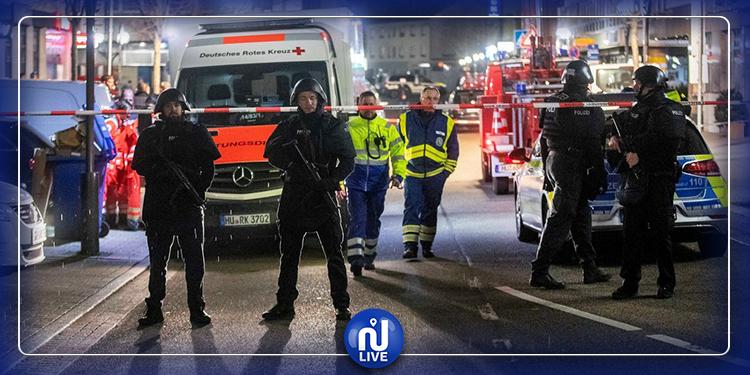 ألمانيا: مقتل 9 أشخاص في هجومين غربي البلاد