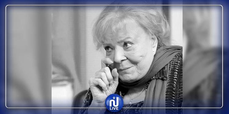 وفاة الفنانة الكبيرة نادية لطفي