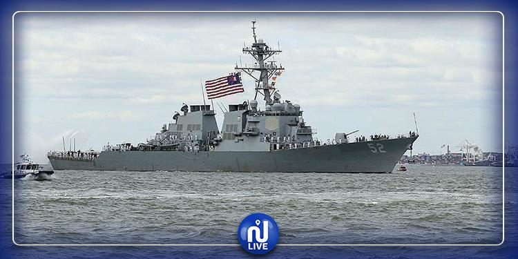 واشنطن تعلن ضبط أسلحة إيرانية في بحر العرب