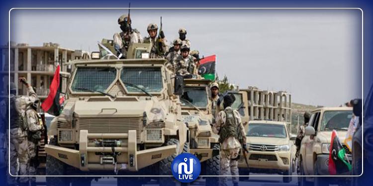 تبعد 60 كلم عن تونس: إعلان النفير العام والتعبئة بمدينة زوارة الليبية