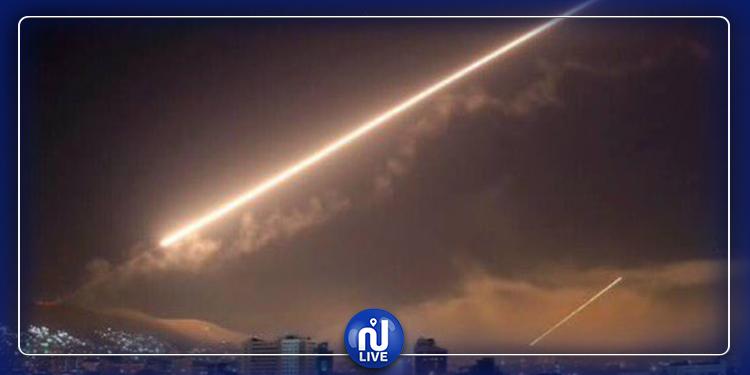 أُطلقت من الجولان: الدفاعات السورية تتصدى لصواريخ فوق دمشق