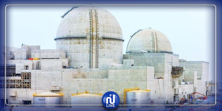 الإمارات تشغّل أول محطة نووية في الخليج